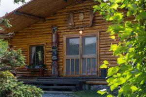 Kulik Lodge Main Lodge Building