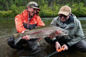 Kulik Lodge Rainbow Trout