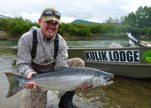 Kulik Lodge Silver Salmon