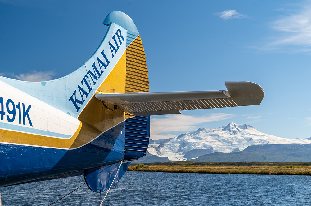 Kulik Lodge Katmai Air Float Plane