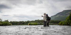 Kulik Lodge Fishing Guides - Photo by Hollis Bennett